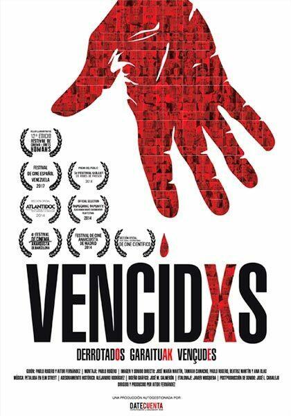 cartel documental Vencidxs